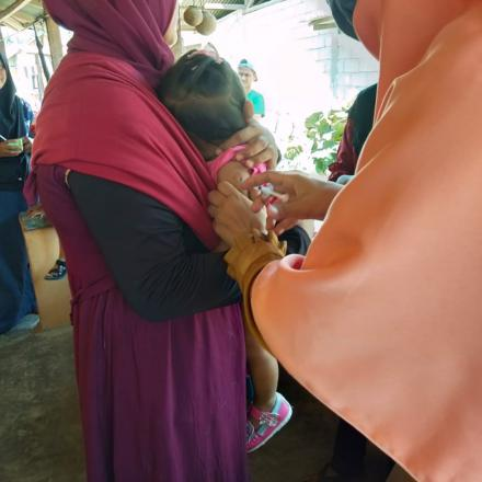Album : Keg POSYANDU MAWAR 2  Dusun 8