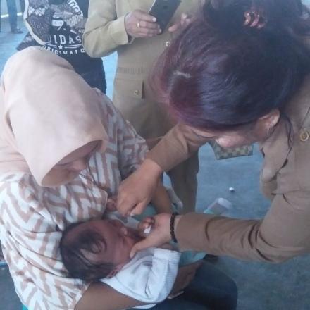 Album : Keg POSYANDU MAAWAR  di Dusun 2