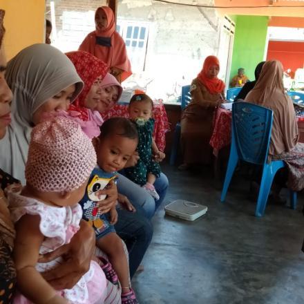 Album : Keg POSYANDU MELATI 1 Dusun 5